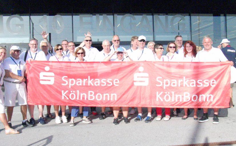 Europäische Betriebssport-meisterschaft 2019 in Salzburg – Golfer wieder erfolgreich